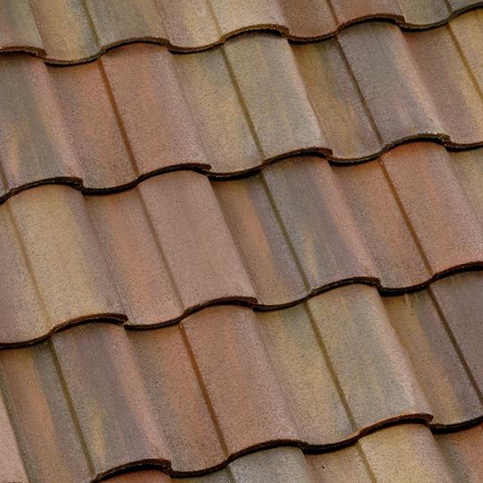 Capistrano Roof Tiles
