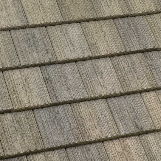 Roof Tiles: Golden Eagle Roof Tiles on a House